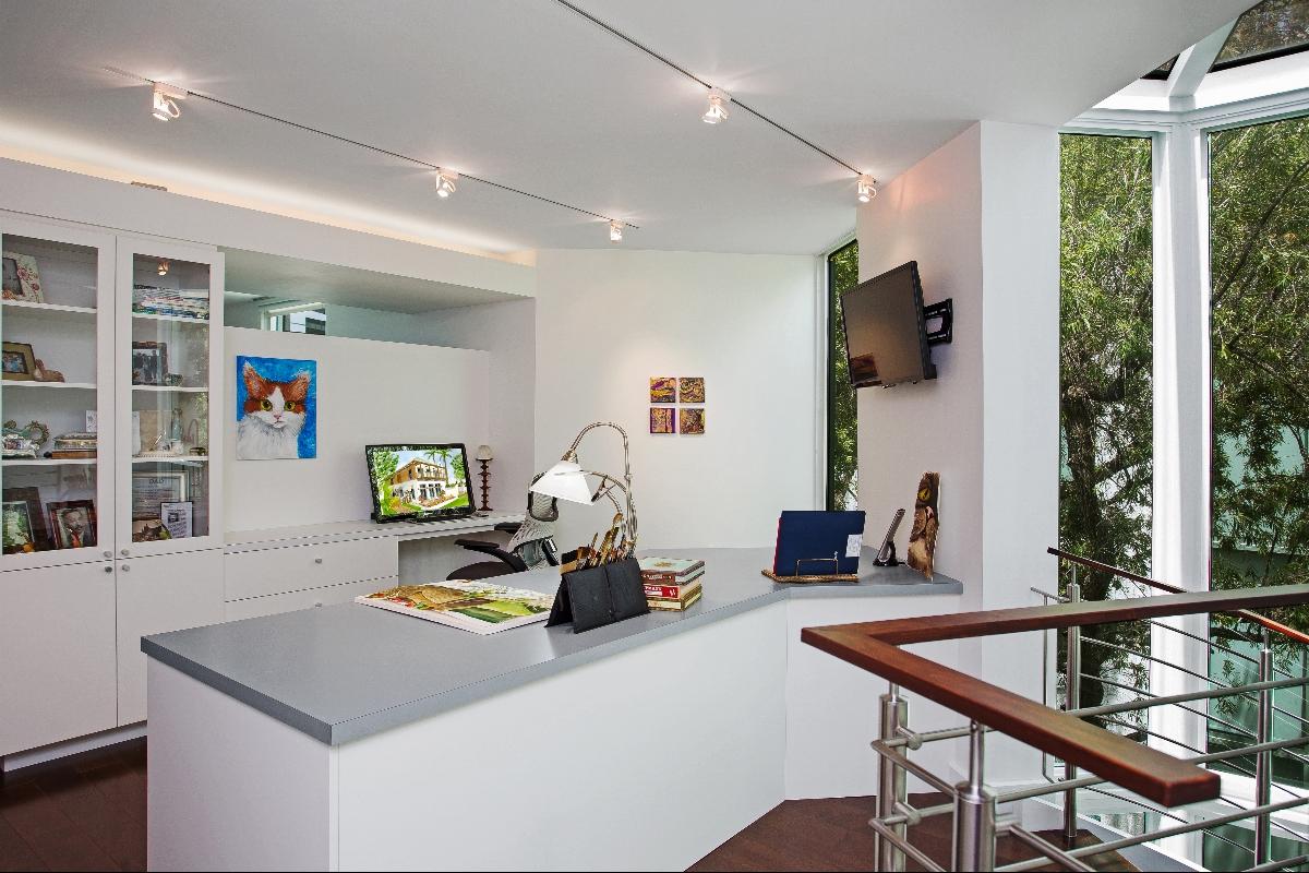 townhouse renovation rgb architects. Black Bedroom Furniture Sets. Home Design Ideas